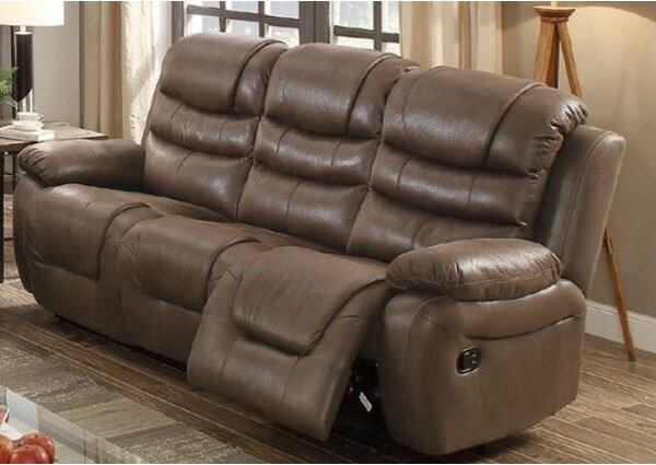 Sumpter Reclining Sofa by Red Barrel Studio