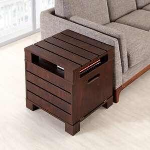 Galloway End Table by Loon Peak