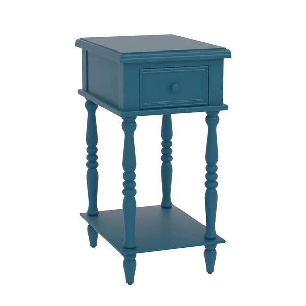 Christopherso Accent End Table by Alcott Hill