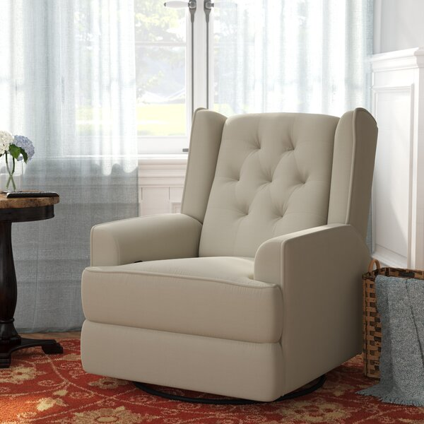 Cupps Manual Rocker Recliner by Three Posts