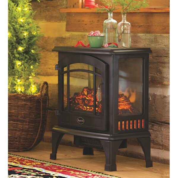 1,000 sq. ft. Vent Free Electric Stove by Plow & Hearth