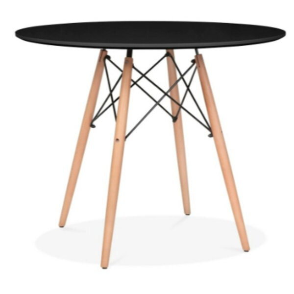 Waynesville Circular Dining Table by Ivy Bronx