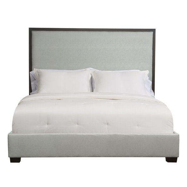 Soho Upholstered Standard Bed by Duralee Furniture