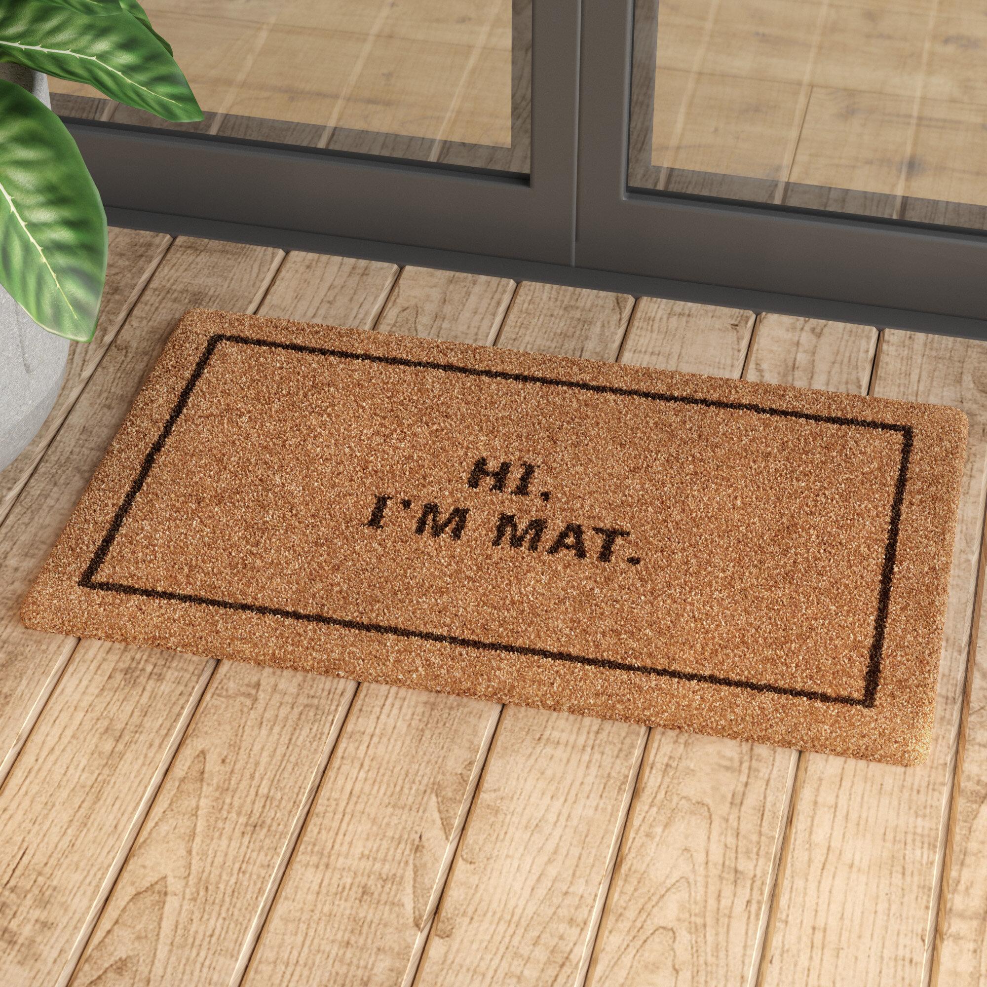 a doormat