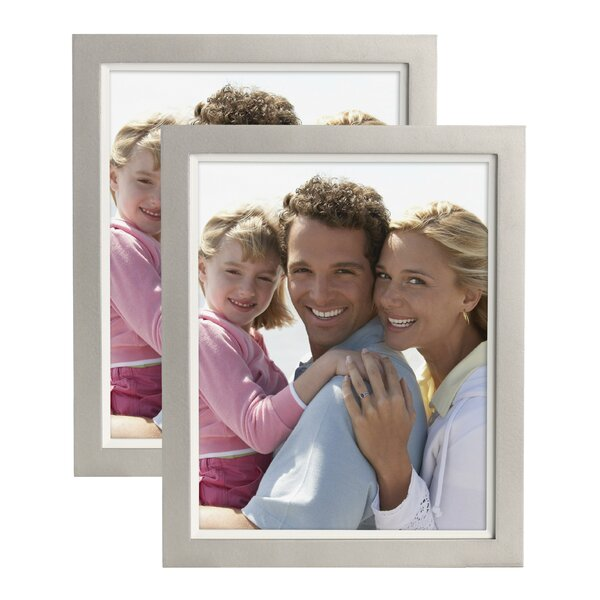 Muse Wood Picture Frame (Set of 2) by DesignOvation
