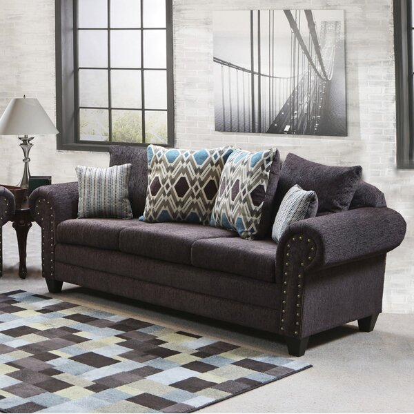 Famous Brands Nathans Sofa by Winston Porter by Winston Porter