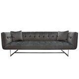 Rickett Tufted Sofa by Orren Ellis