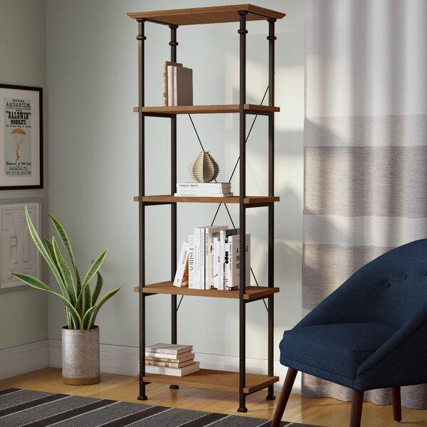 Zona Etagere Bookcase by Mercury Row