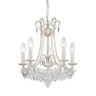 Bilertine 5-Light Chandelier by House of Hampton
