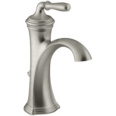 Single Faucet Drain Brushed Nickel 19991 Product Image
