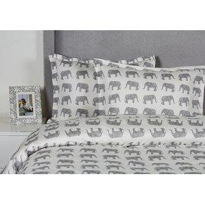 elephant duvet cover set