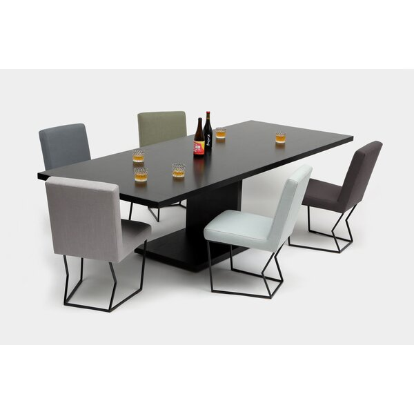 Amazing 20:20 Solid Wood Dining Table By ARTLESS Discount