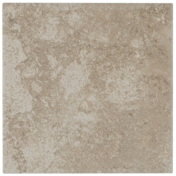 Remington 6 x 6 Ceramic Field Tile in Dorian Grey by Itona Tile