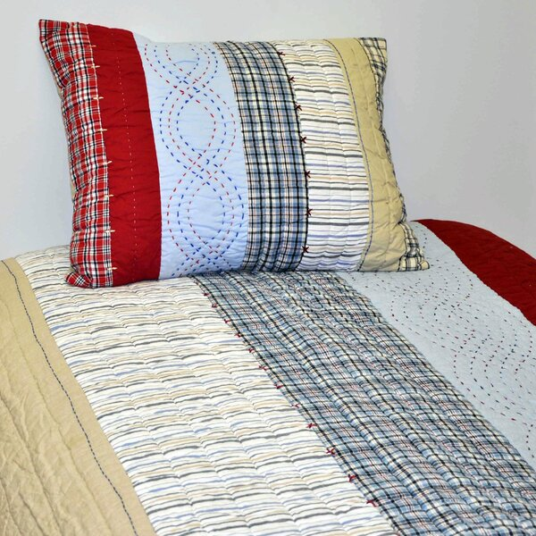 Tyrinia Stripes Quilt Collection