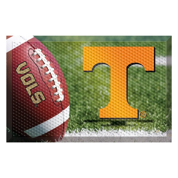 University of Tennessee Doormat by FANMATS