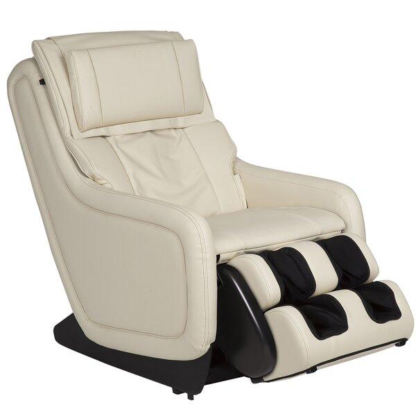 ZeroG 3.0 Leather Zero Gravity Massage Chair by Human Touch