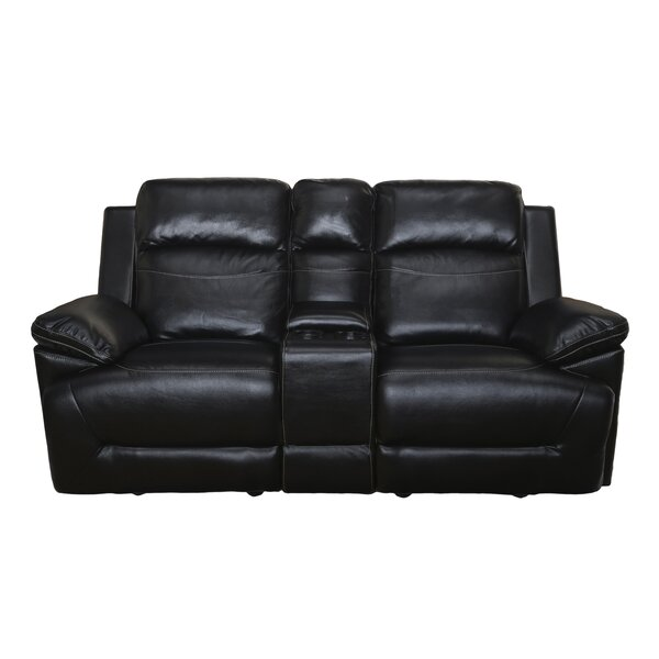 Best Savings For Jemima Reclining Loveseat by Red Barrel Studio by Red Barrel Studio