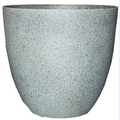 Flower Resin Pot Planter by Gardener Select
