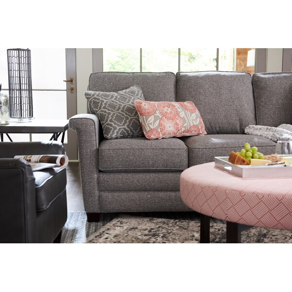 Bexley 67.5 Inches Flared Arms Sofa By La-Z-Boy