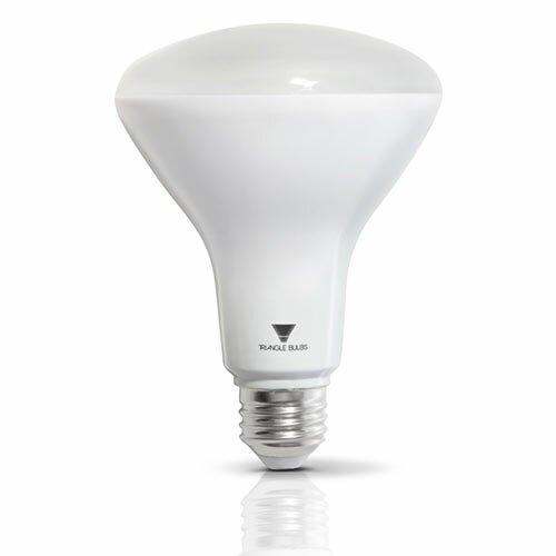 65W Equivalent E26 LED Spotlight Light Bulb (Set of 2) by TriGlow