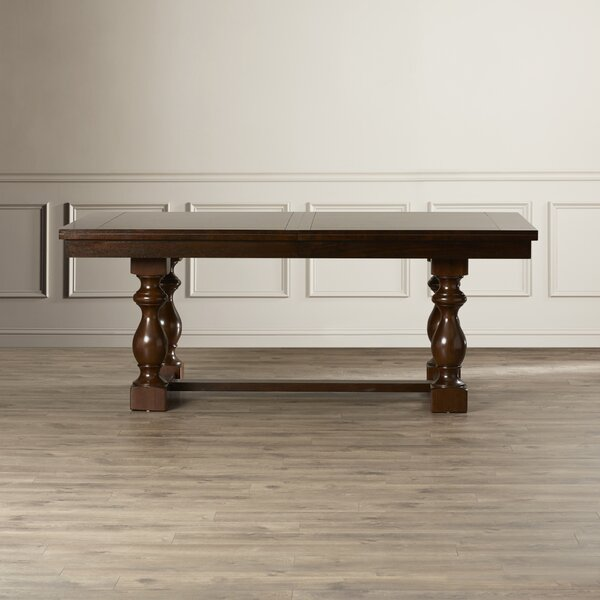 Villeneuve Dining Table by Darby Home Co Darby Home Co