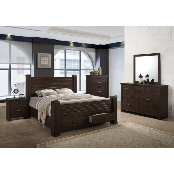 Forst Panel Configurable Bedroom Set by Millwood Pines