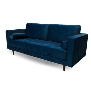 Letitia 82 Square Arm Sofa by Mercer41
