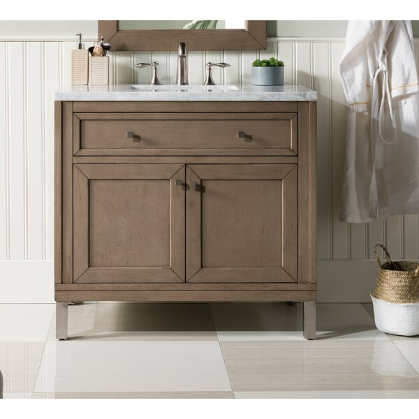 Whitworth 36 Single Bathroom Vanity Set by Brayden Studio