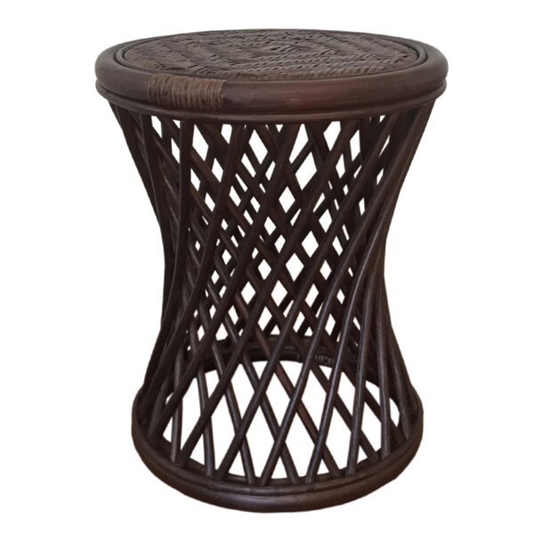 Mikki Rattan Wicker Stool by Rattan Wicker Home Furniture