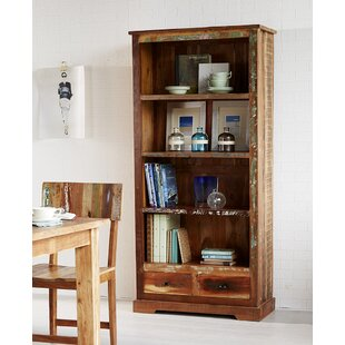 Large world map bookcases wayfair zora coastal bookcase by world menagerie gumiabroncs Gallery