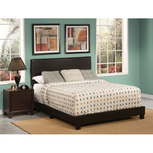 Foret Padded Standard Configurable Bedroom Set by Winston Porter