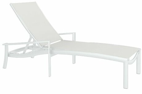 KOR Reclining Chaise Lounge by Tropitone