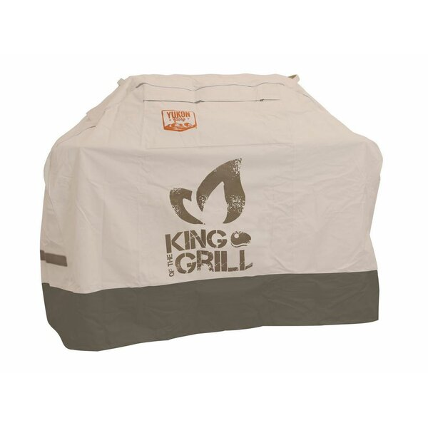 Medium Universal King of the Grill Cover by Yukon Glory