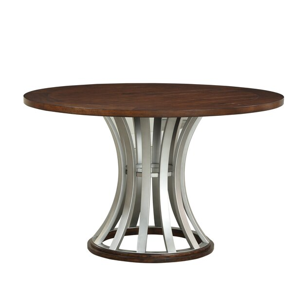 Wendelgard Counter Height Dining Table by World Menagerie
