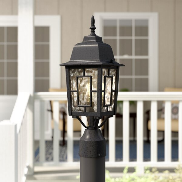 Steinhoff Outdoor 1-Light Lantern Head by Charlton Home