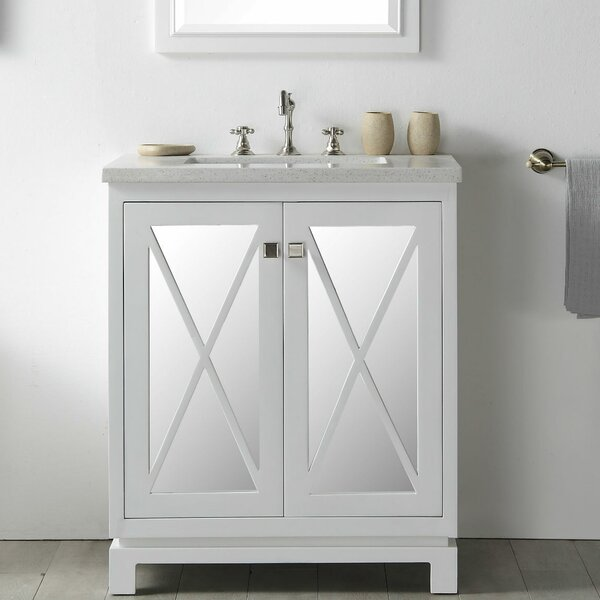 Hibbell 30 Single Vanity Set by Gracie Oaks