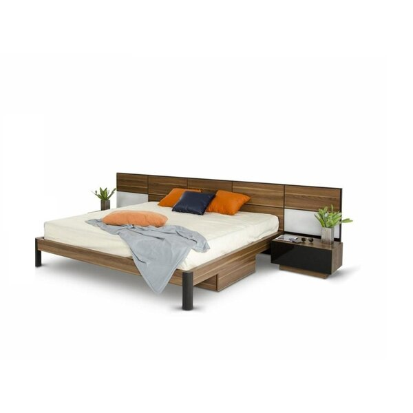 Cooke Platform 3 Piece Bedroom Set by Brayden Studio