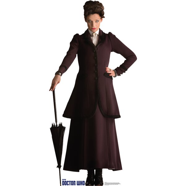Dr. Who Missy Cardboard Standup by Advanced Graphics