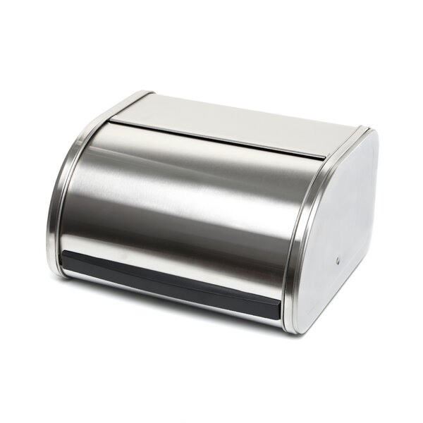 Roll Top Bread Bin Bread Box by Brabantia