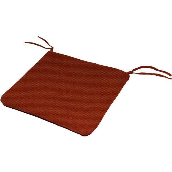 Knife Edge Indoor/Outdoor Sunbrella Cushion by Comfort Classics Inc.