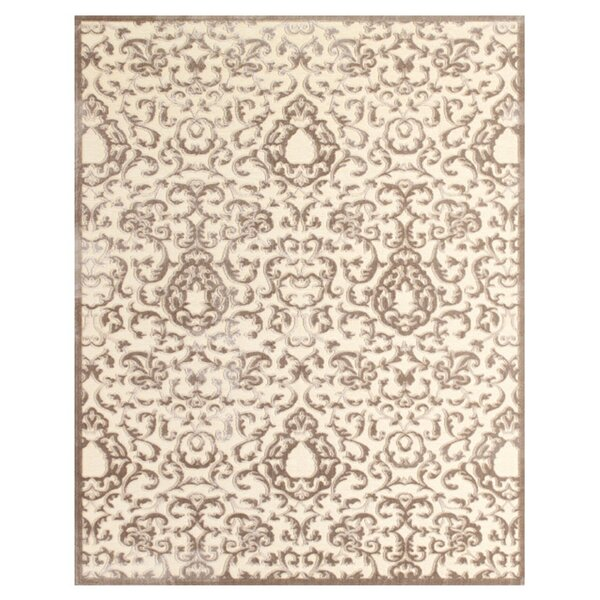 Chafin Beige Area Rug by Charlton Home