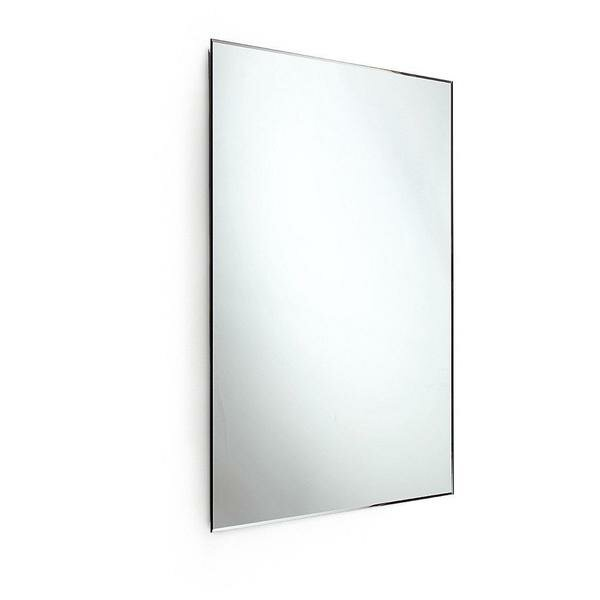 Solari Bevelled Bathroom/Vanity Mirror by Orren Ellis