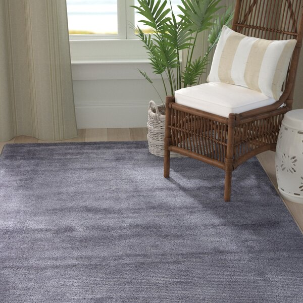 Jamison Gray Area Rug by Longshore Tides