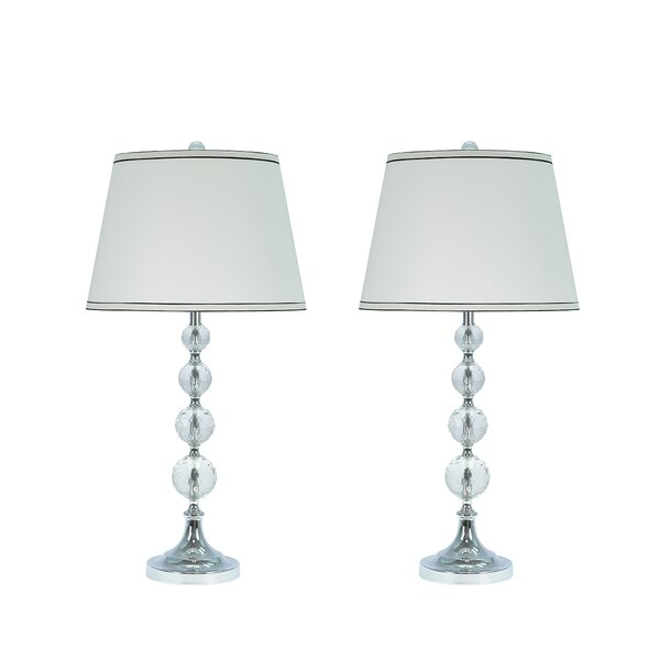 30'' Table Lamp (Set of 2) by Aspen Creative Corporation