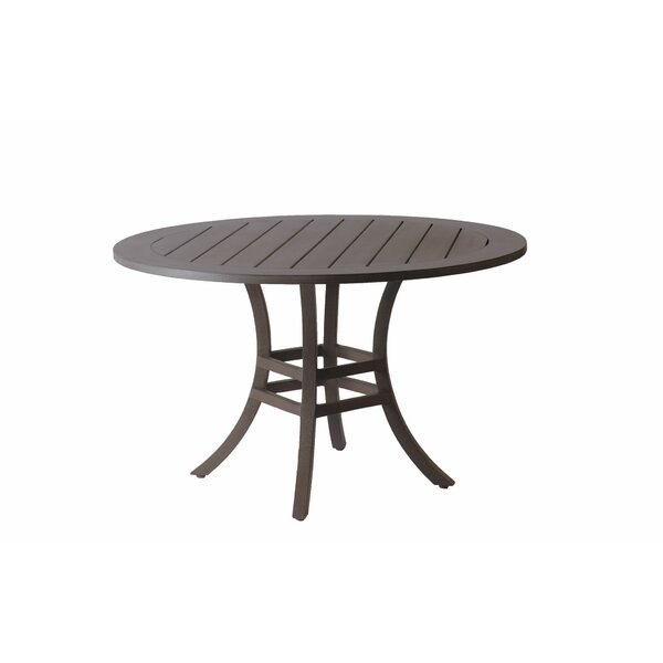 Resysta Manufactured Wood Bistro Table by Summer Classics