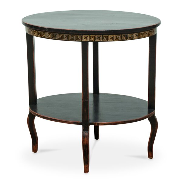 Fahy End Table By Charlton Home