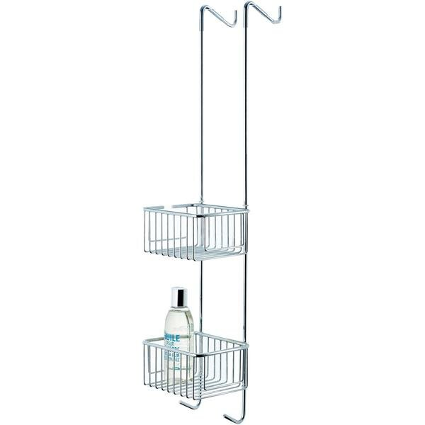 Knudsen Bathroom Over the Door Shower Caddy by Symple Stuff