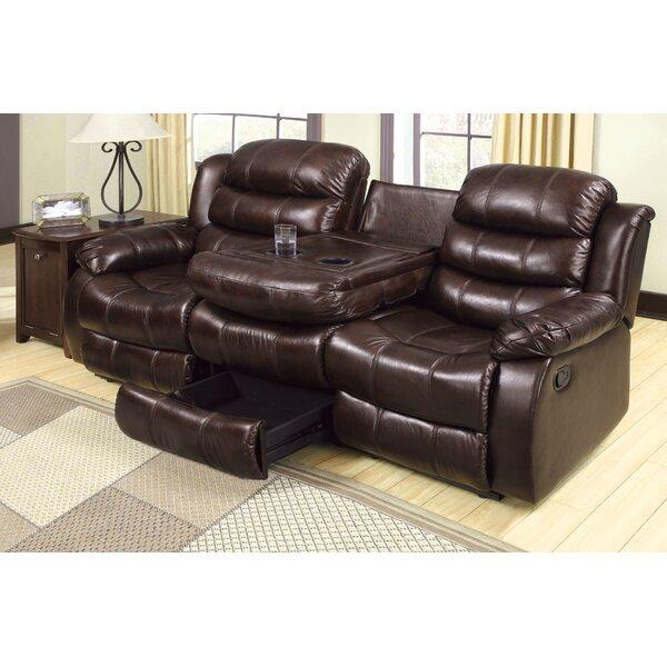 Homes Recliner Sofa by Red Barrel Studio