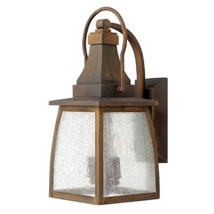 Price comparison Montauk 2-Light Outdoor Wall Lantern By Hinkley Lighting