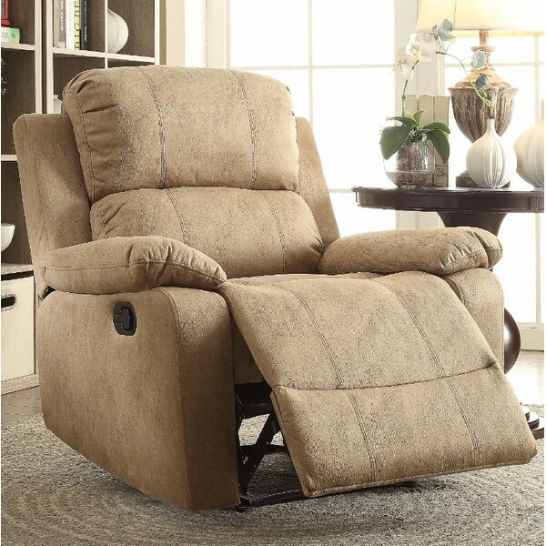Fort Washington Manual Glider Recliner by Winston Porter